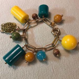 J. Crew Sea Turtle Bracelet